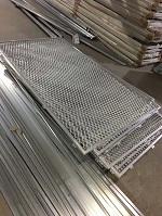 做货实拍 各种拉网铝单板