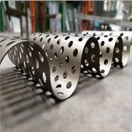 广东木纹铝单板厂家 专业定制 弧形铝单板加工工厂