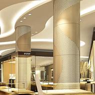 深圳铝单板厂家 量大从优 双曲铝单板加工厂