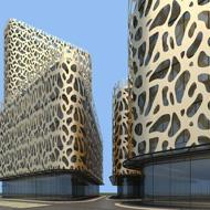 东莞铝单板厂家 专业订制 冲孔铝单板加工厂家