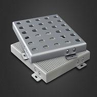 广东穿孔铝单板厂家 专业订制 氟碳铝单板价格实惠