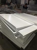喷涂铝板做货实拍