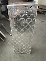 室外铝板做货实拍