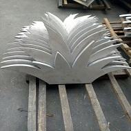 外墙铝板做货实拍
