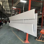 白色外墙铝单板